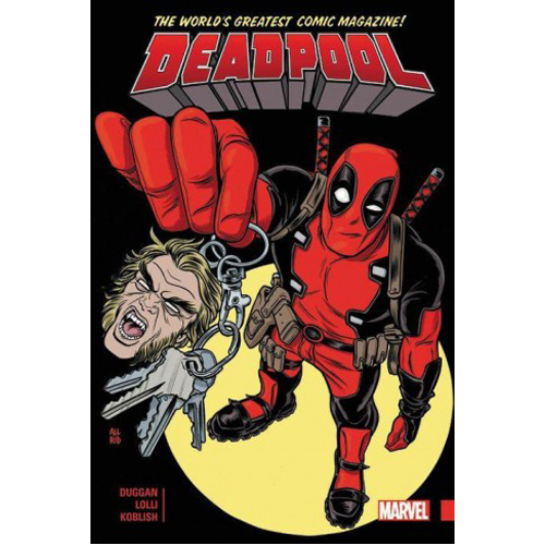 Deadpool: World's Greatest Vol. 2 (Hardback)