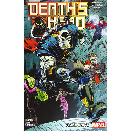Death's Head: Clone Drive (Paperback)