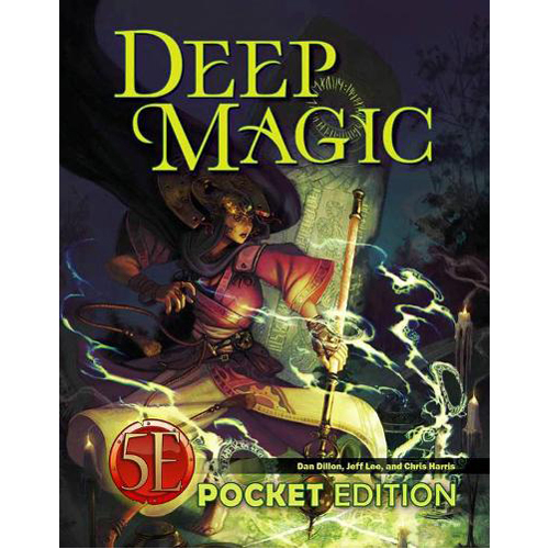 Deep Magic Pocket Edition (5E)