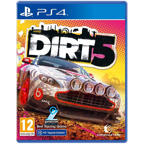 Dirt 5 Limited Edition - PS4
