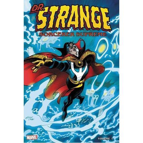 Doctor Strange, Sorcerer Supreme Omnibus Vol. 1 (Hardback)