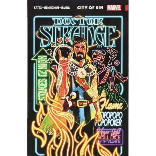 Doctor Strange by Donny Cates Vol. 2: City of Sin (Paperback)