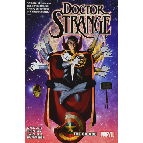 Doctor Strange by Mark Waid Vol. 4: The Choice (Paperback)