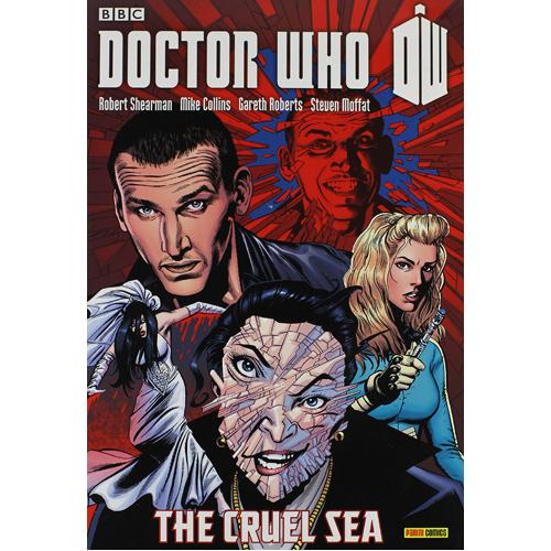 Doctor Who: The Cruel Sea (Paperback)