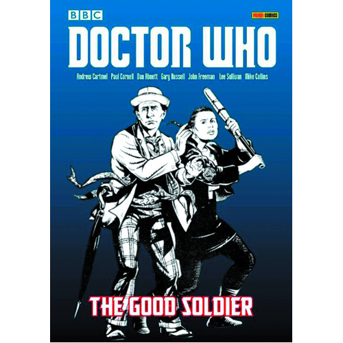 Doctor Who: The Good Soldier (Paperback)