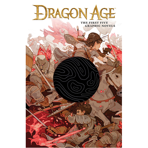 Dragon Age: The First Five Graphic Novels (Paperback)