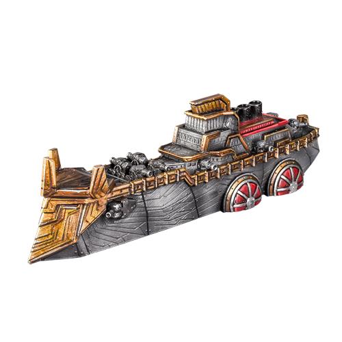 Dwarf Dreadnought