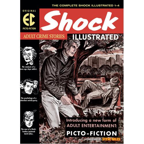 EC Archives: Shock Illustrated, The (Hardback)