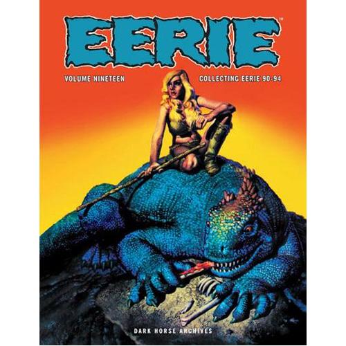 Eerie Archives Volume 19 (Hardback)
