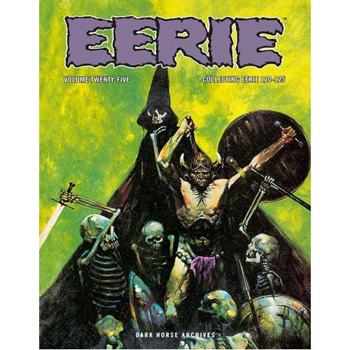 Eerie Archives Volume 25 (Hardback)