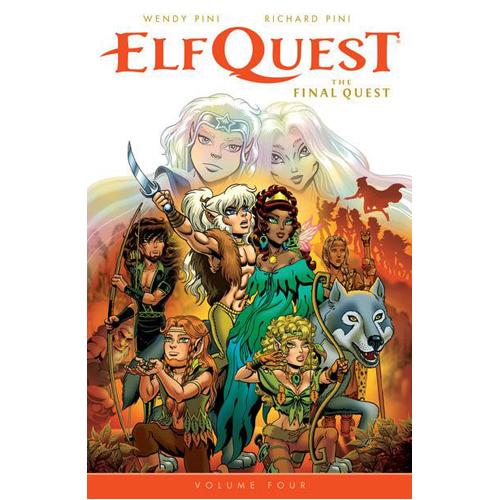 ElfQuest: The Final Quest Volume 4 (Paperback)