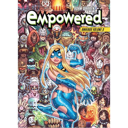 Empowered Omnibus Volume 3 (Paperback)
