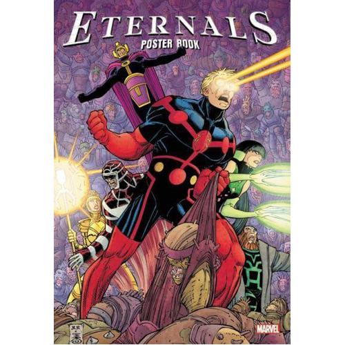Eternals Poster Book (Paperback)