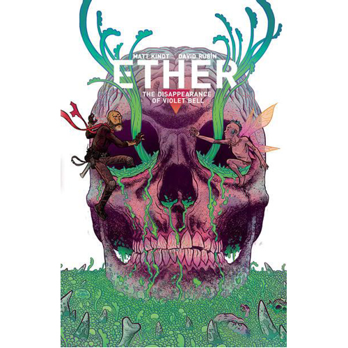 Ether Volume 3: The Disappearance of Violet Bell (Paperback)