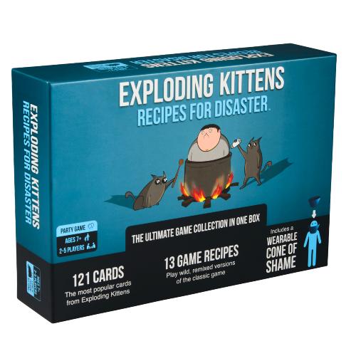 Exploding Kittens_ Recipes For Disaster