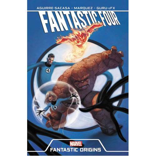Fantastic Four: Fantastic Origins (Paperback)