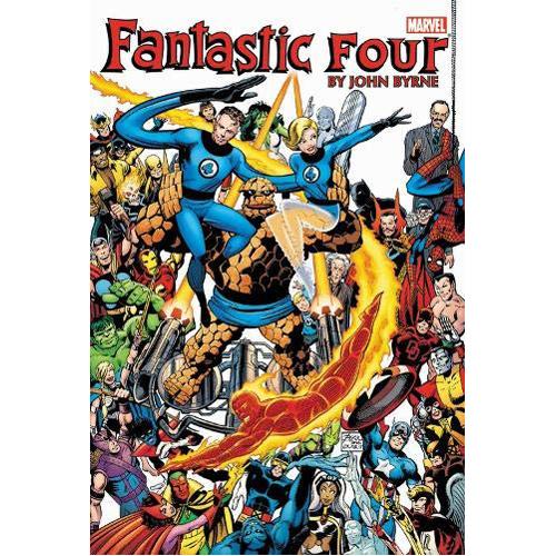 Fantastic Four by John Byrne Omnibus Vol. 1 (New Printing) (Hardback)