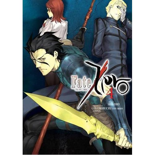 Fate/Zero Volume 4 (Paperback)