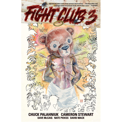 Fight Club 3 (Hardback)