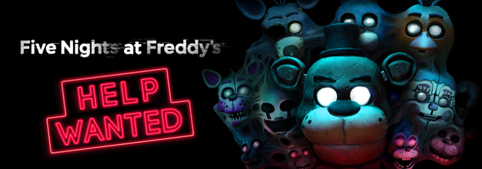 Five Nights at Freddy's Help Wanted Feature