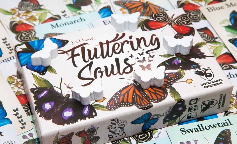 Fluttering Souls Meeples