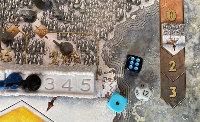 Game of Thrones Catan Dice
