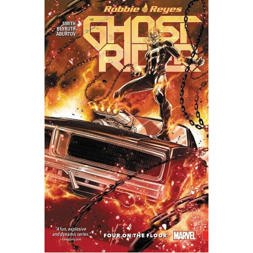 Ghost Rider: Four on the Floor (Paperback)