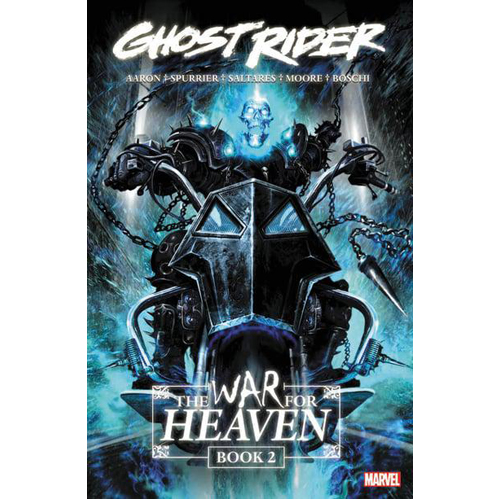 Ghost Rider: The War for Heaven Book 2 (Paperback)