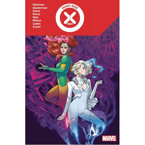 Giant-Size X-Men By Jonathan Hickman Vol. 1 (Paperback)