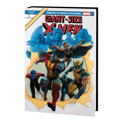 Giant-Size X-Men: Tribute to Wein and Cockrum Gallery Edition (Hardback)