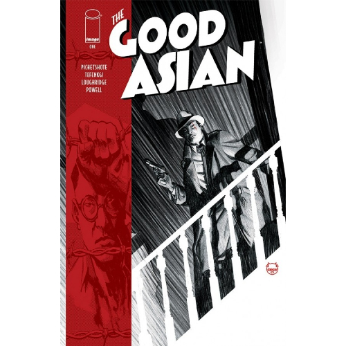 Good Asian #1 (of 9) Cover A Johnson