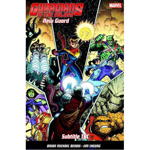 Guardians of the Galaxy: New Guard Vol. 3 (Paperback)
