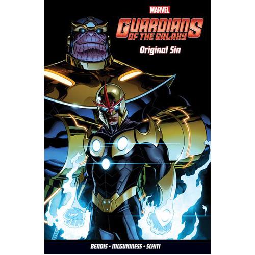 Guardians of the Galaxy Vol. 4: Original Sin (Paperback)