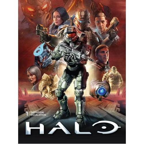 Halo: Escalation Library Edition (Hardback)