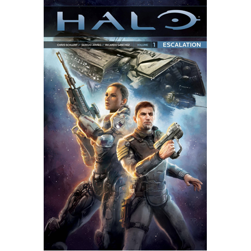 Halo: Escalation Volume 1 (Paperback)