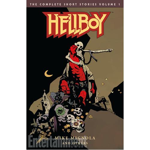 Hellboy: The Complete Short Stories Volume 1 (Paperback)