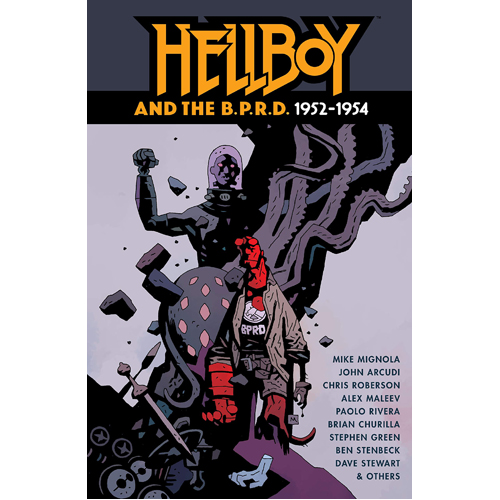 Hellboy and the B.P.R.D.: 1952-1954 (Paperback)