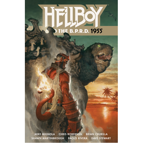 Hellboy and the B.P.R.D.: 1955 (Paperback)