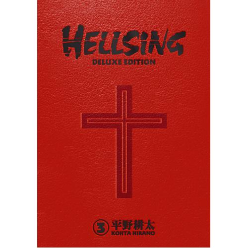 Hellsing Deluxe Volume 3 (Hardback)