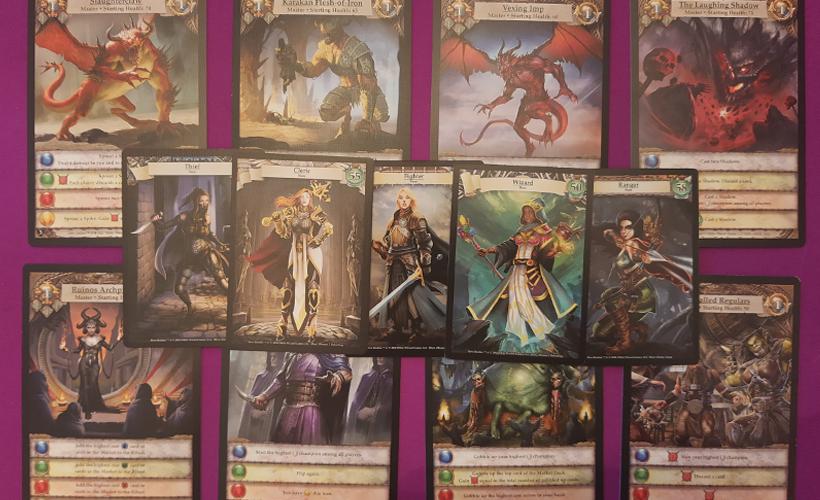 Hero Realms Cards 1