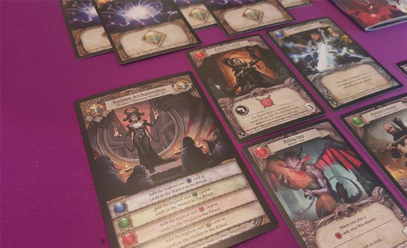 Hero Realms Cards 2