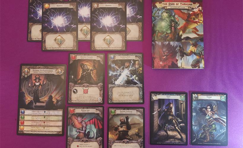 Hero Realms Cards 3