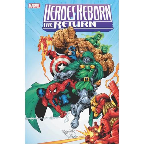 Heroes Reborn: The Return Omnibus (Hardback)