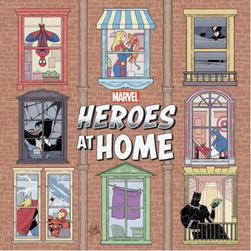 Heroes at Home #1 (Paperback)