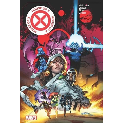 House of X/Powers of X (Paperback)