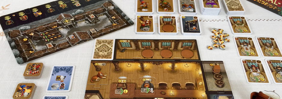 How To Play Taverns Of Tiefenthal
