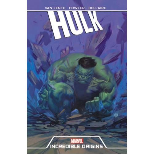 Hulk: Incredible Origins (Paperback)