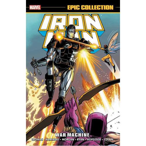 Iron Man Epic Collection: War Machine (Paperback)