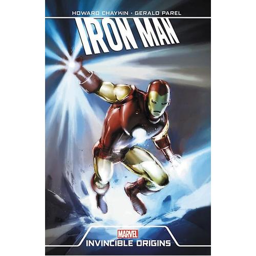 Iron Man: Invincible Origins (Paperback)