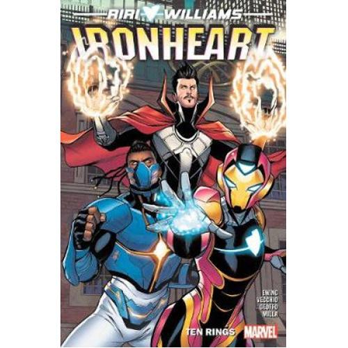 Ironheart Vol. 2 (Paperback)